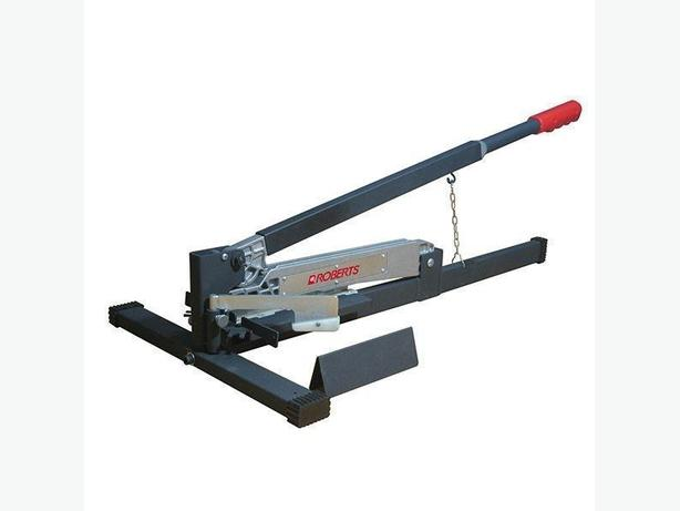 LAMINATE AND ENGINEERED WOOD FLOORING CUTTER