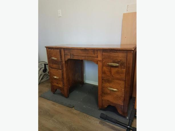 Childrens antique desk