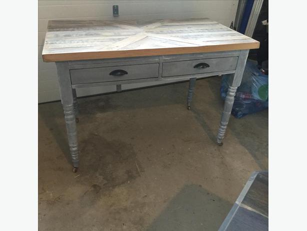 Antique Refurbished Table