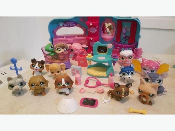 Littlest pet shop LPS lot 1