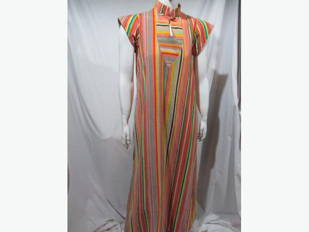 "** Vintage 1970's Hippie dress - ""Leisure lady"" size s/m **"