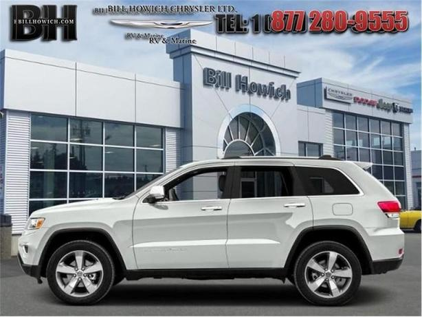 2016 Jeep Grand Cherokee Limited - Leather Seats -  Bluetooth