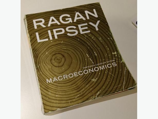 Macroeconomics (13th Canadian edition)