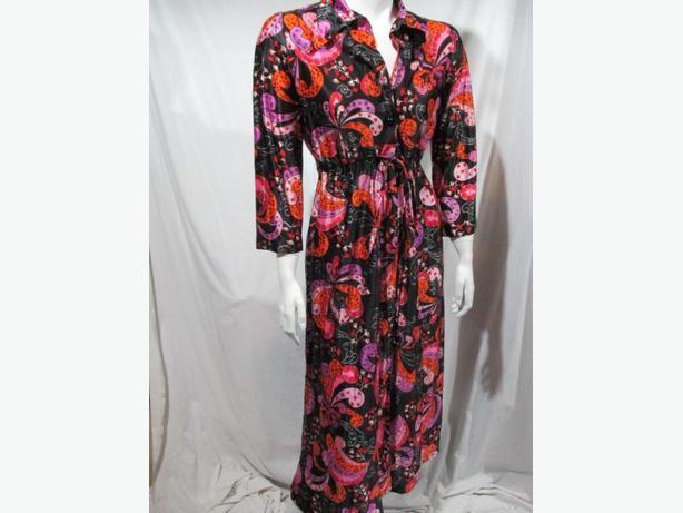 "** Vintage 1970's dress - ""Morsam"" ** Size small"