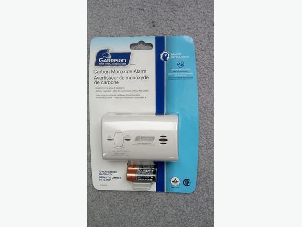 GARRISON Carbon Monoxide Alarm