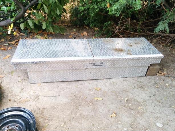 Delta Aluminum Tool Box