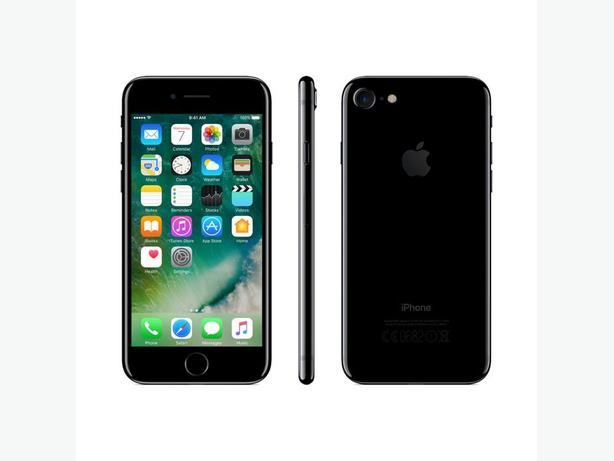 iPhone 7 - 128 Gigs - Jet Black - UNLOCKED