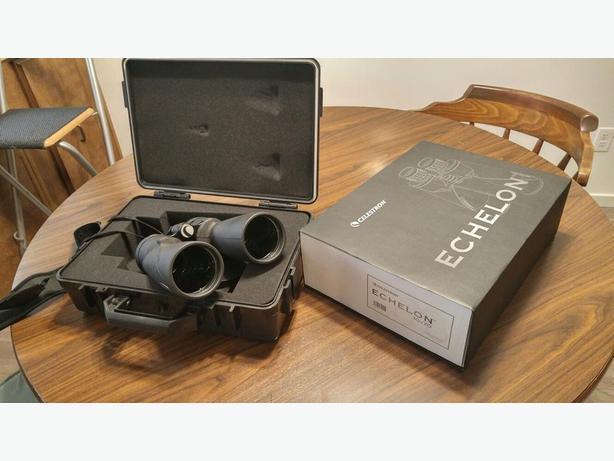 Celestron 10x70 Echelon Binoculars