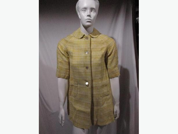 ** Vintage 1960's MOD Jacket ** size small/medium