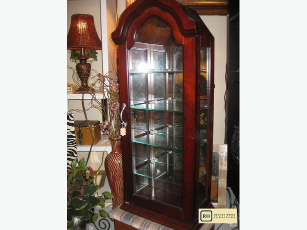 Curio Display Case