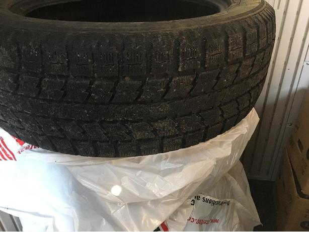 "toyo winter tires 19"" set of 4"