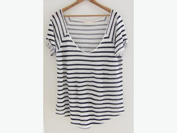 ZARA Striped Top Ladies Size XL