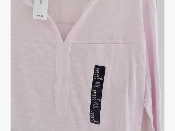 GAP Ladies Pale Pink Top NEW/Tags On