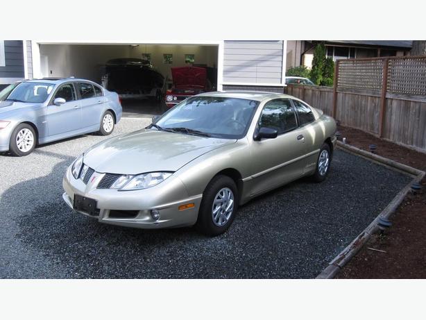 Pontiac Sunfire 125000kms