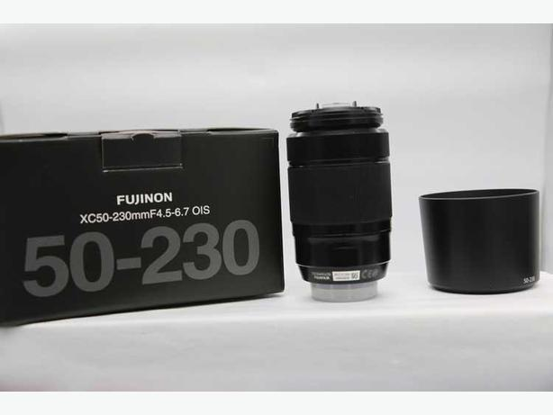 Fujifilm 50-230mm Zoom Lens (NEW PRICE)