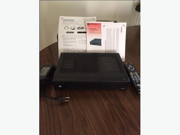 Shaw HDPVR DCX3510-M
