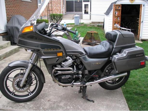1983 Honda  GL 650  Silverwing