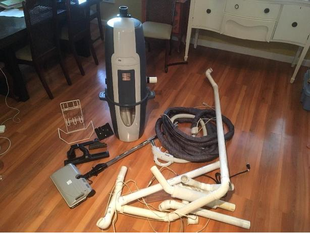 Sears Kenmore Central Vacuum System