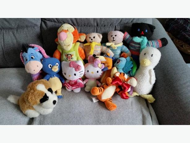 Lot of Stuffies