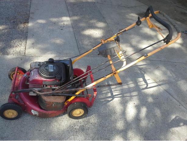 McLean ... Transformer of lawn mowers! 25