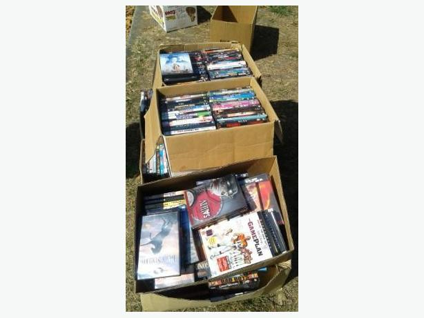 100s DVDs great condition  OBO