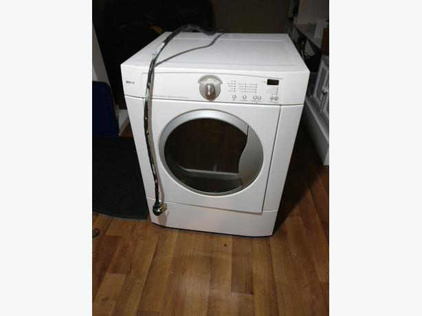 Kenmore dryer (works great!)