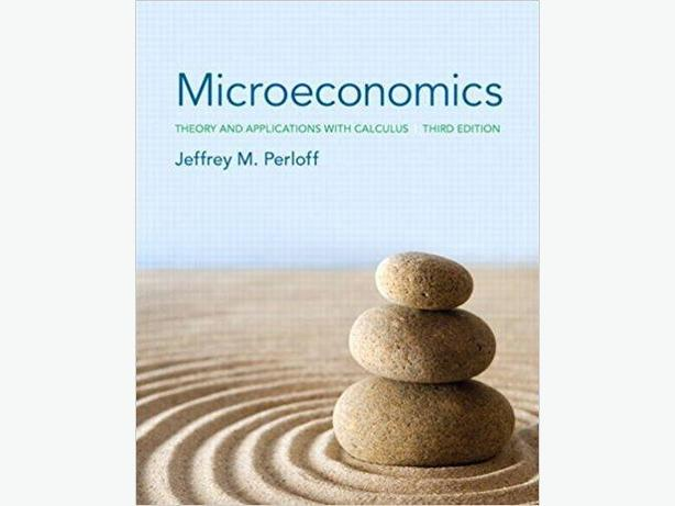 Microeconomics: Theory and Applications with Calculus (3rd Edition) Hardcover