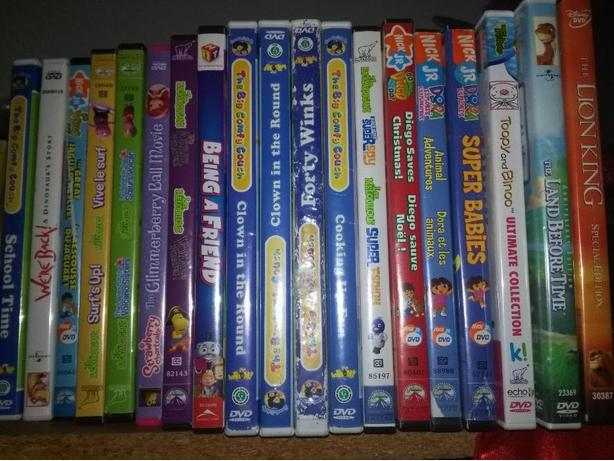 childrens movies and shows