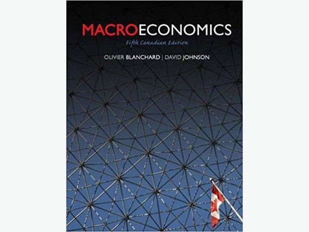 Macroeconomics, Fifth Canadian Edition