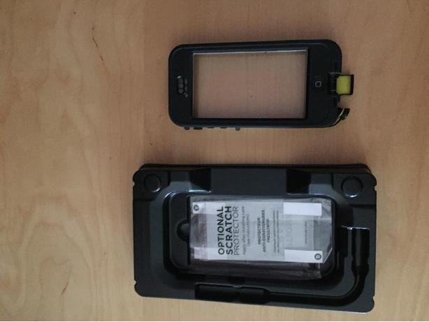Lifeproof iPhone 5C nuud case