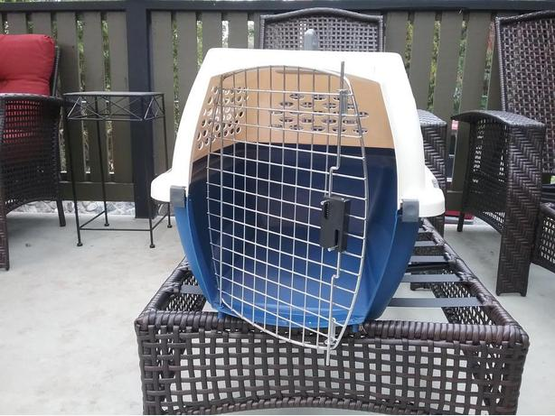 Pet Carrier (med-small)