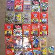 LARGE  LOT 1:64 SCALE  DIECAST CARS ( mostly  racing  champions )