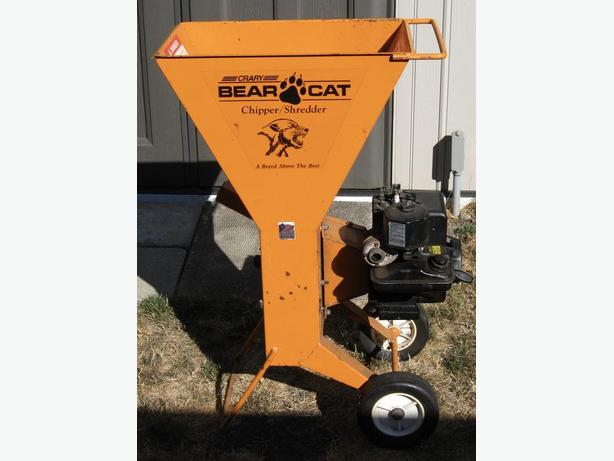 Bearcat Chipper Shredder