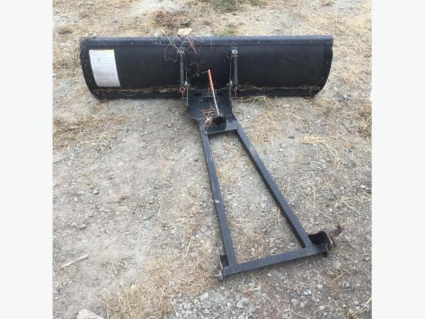 atv plow blade
