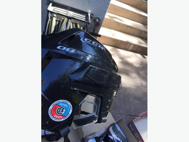 CCM Vector 08 Hockey Helmet