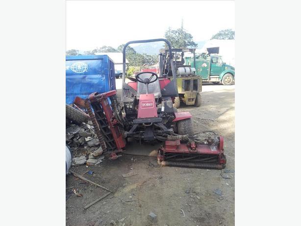 Toro 350 d Comercial Lawn Mower