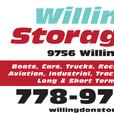 Willingdon Storage Yard