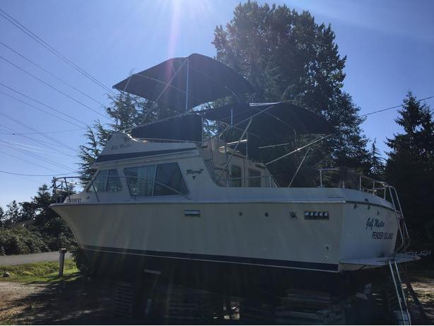 REDUCED PRICE ONRARE TWIN ENGINE 26' TOLLYCRAFT