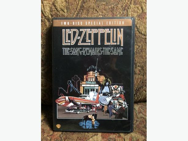 Led Zeppelin The Song Remains The Same 2-Disc