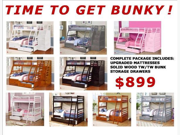Let 39 S Get Bunky Bunk Bed Sale 899 Victoria City Victoria