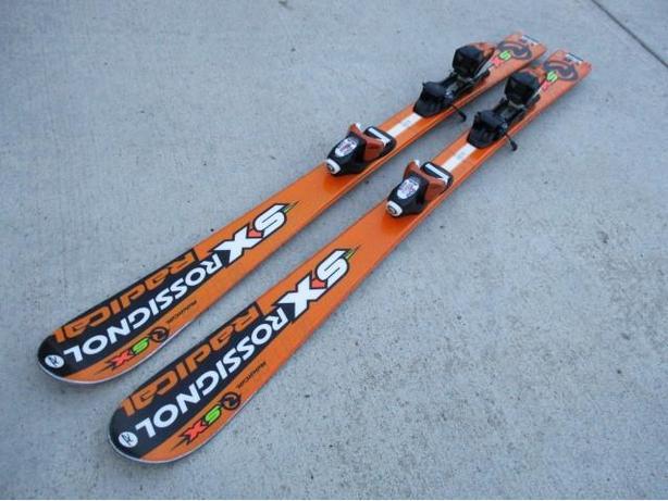 120cm ~ Rossignol Radical RSX