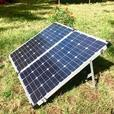 Portable Foldable Solar Systems - 140W or 180W || Optimum Battery
