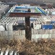 Concrete Blocks Caps Garden Planters Walls and BBQ