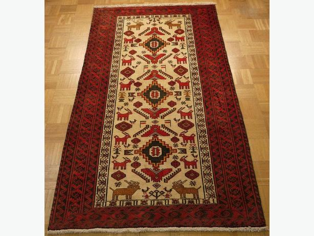 16800-Balutch Hand-Knotted/Handmade Persian Rug/Carpet