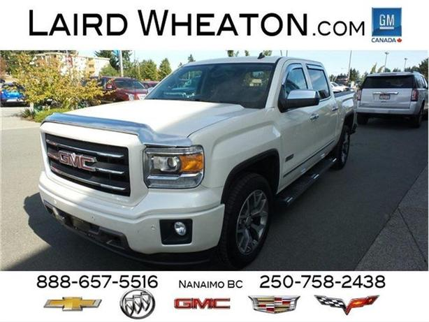 2014 GMC Sierra 1500 SLT 4x4,Off Road Suspension Package