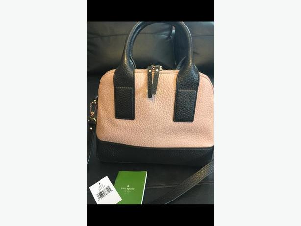 new kate spade leather purse