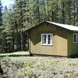 A Small Dry Cabin on 5.84 Acres Near East Wenatchee