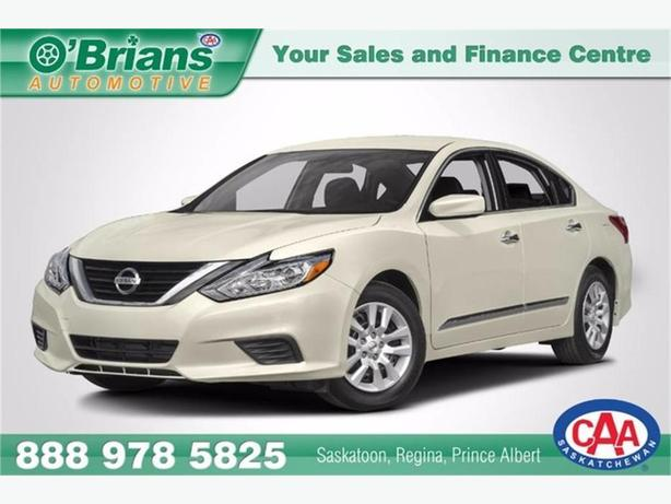 2016 Nissan Altima 2.5 SV w/Mfg Warranty