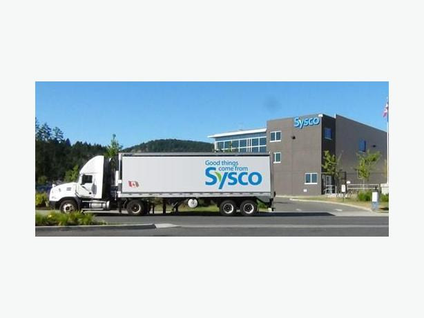 Sysco Delivery Associate – Tofino