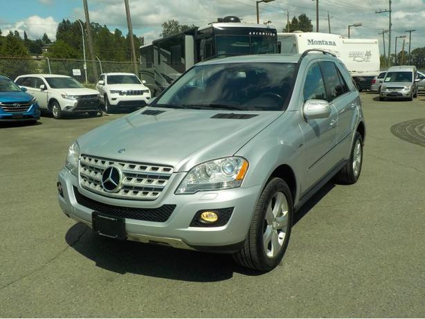 2010 Mercedes-Benz M-Class ML350 BlueTEC